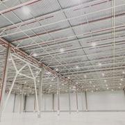 Radius Group завершила строительство склада на 43 000 м2