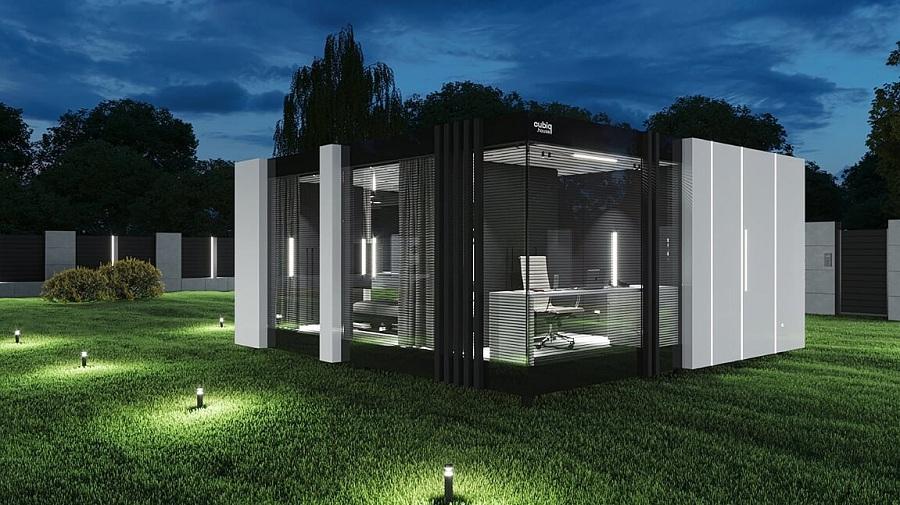 cubiq.house – дом-конструктор, который растет с владельцами